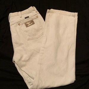 Vintage Wrangler Light Wash Jeans 34x32